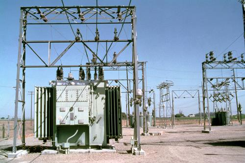 Substation Elf Fields   Extreme Low Frequency Fields