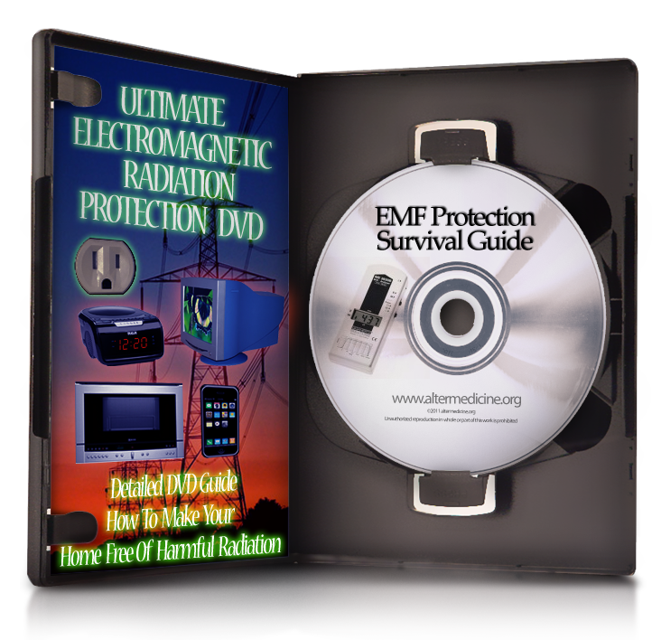 electromagnetic protection dvd tutorial DVD EMF Protection Guide