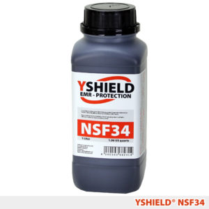 EMF shielding paint NSF34 1L