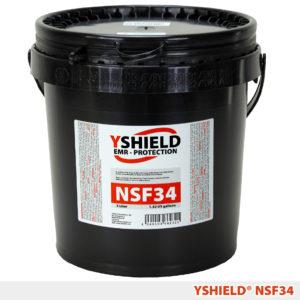 EMF shielding paint NSF34 5L