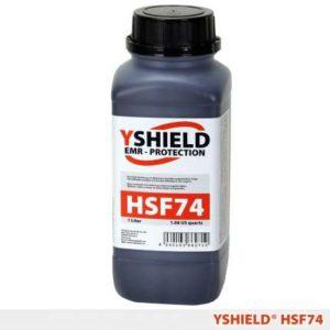 HSF74 emf shielding paint 1l