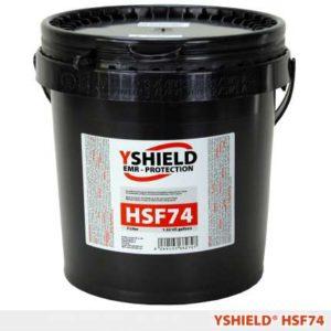 HSF74 emf shielding paint 5l